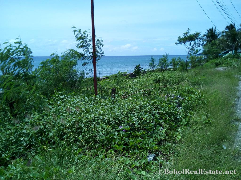 beachfront lot For Sale in Guindulman Bohol Philippines-006.jpg