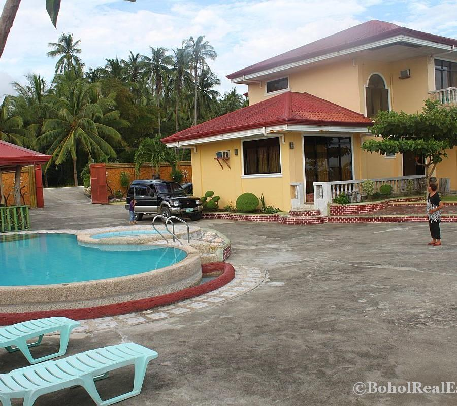 7 Room Bohol Beach Resort For Sale