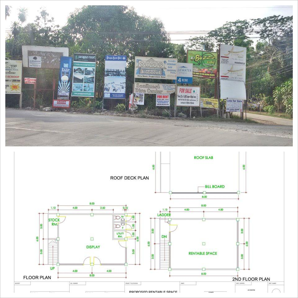 lot for sale near alona beach tawala panglao bohol